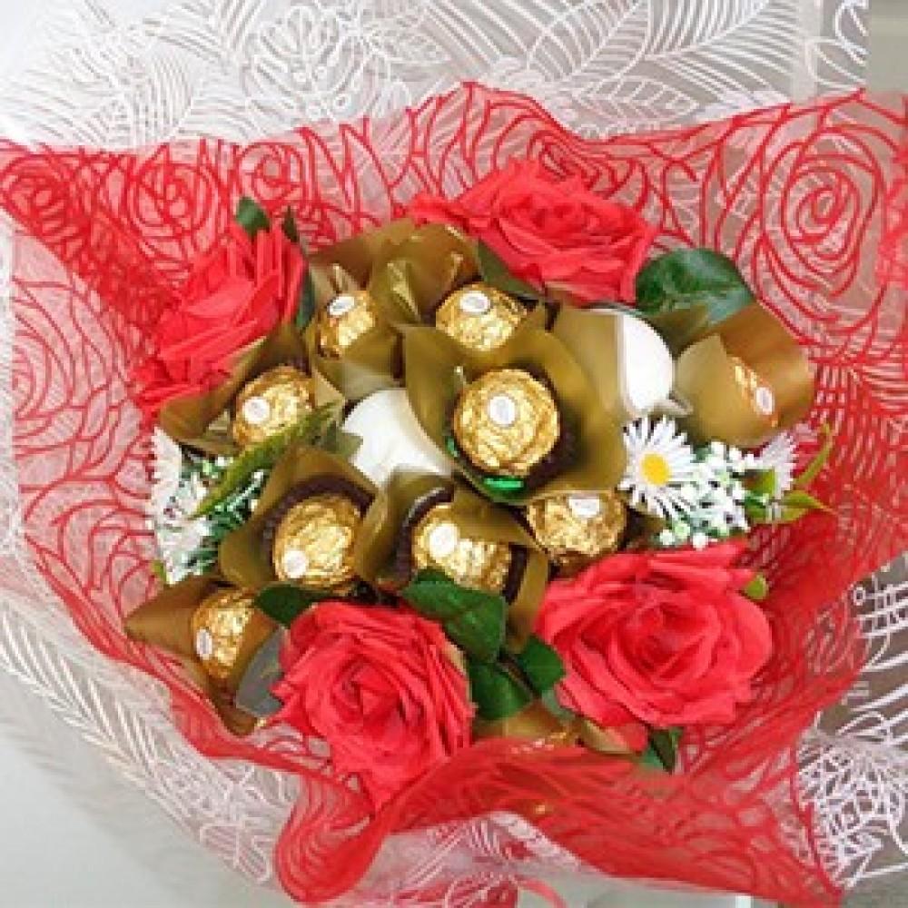 Unique Chocolate Bouquet